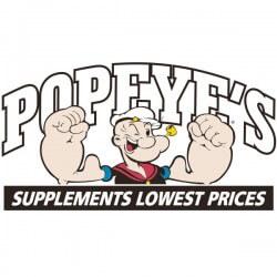 Sticker mural Popeye