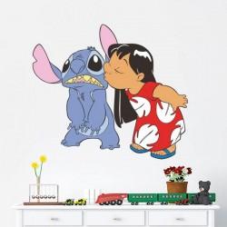 Sticker Disney Lilo et Stitch