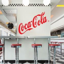 Sticker Coca-Cola