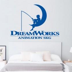 Sticker mural Dreamworks