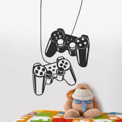Sticker console de jeu