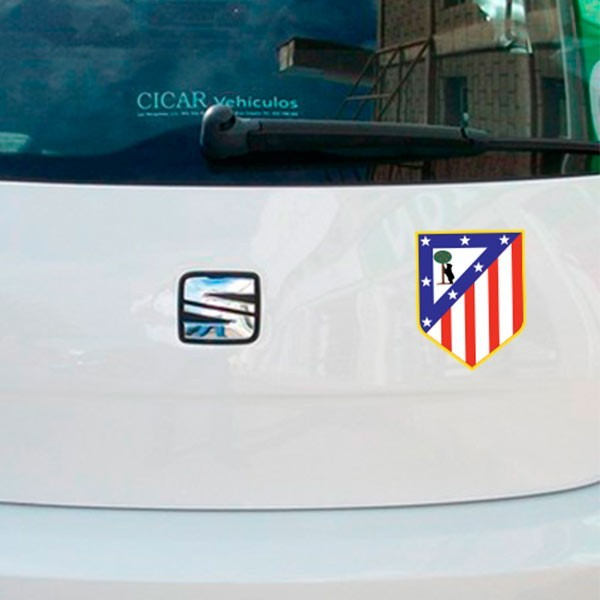 Sticker Atlético de Madrid