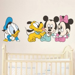 Sticker Disney Mickey Mouse