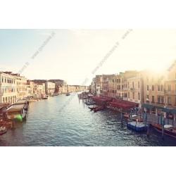 Papier peint canal Venise
