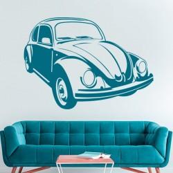 Sticker Volkswagen Beetle