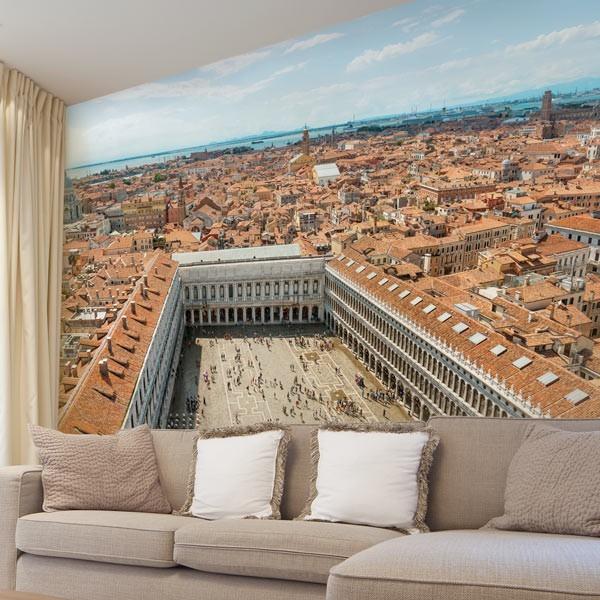 Papier peint place San Marco