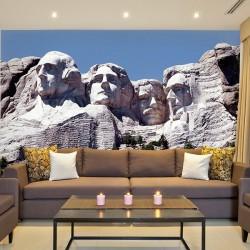 Papier peint Mount Rushmore