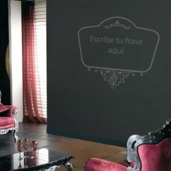 Adhésif mural texte...