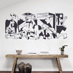 Sticker mural Guernica Picasso