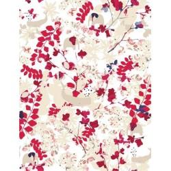 Papier peint abstrait