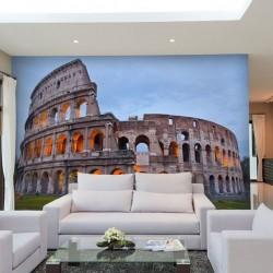 Papier peint le Colisée de...