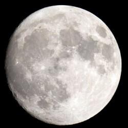 Adhésif Mural Pleine lune