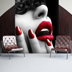 Adhésif mural femme sexy