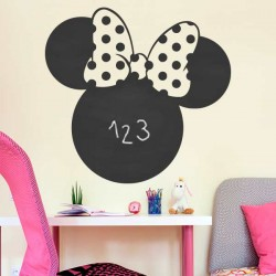 Sticker ardoise Minnie