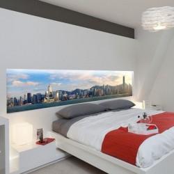 Papier peint Hong Kong