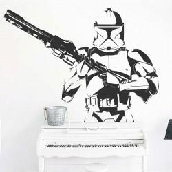 Sticker de Stormtrooper 1