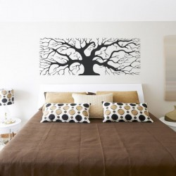 Sticker arbre rectangulaire