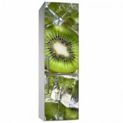 Sticker cuisine kiwi et glace