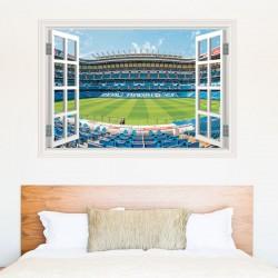 Fenêtre décorative Real Madrid