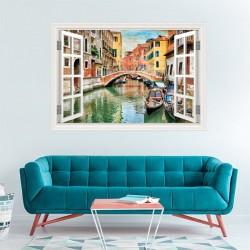 Fenêtre décorative Venecia