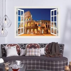 Fenêtre Colisée de Rome