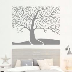 Sticker arbre rectangulaire 1