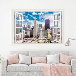 Fenêtre de San Francisco
