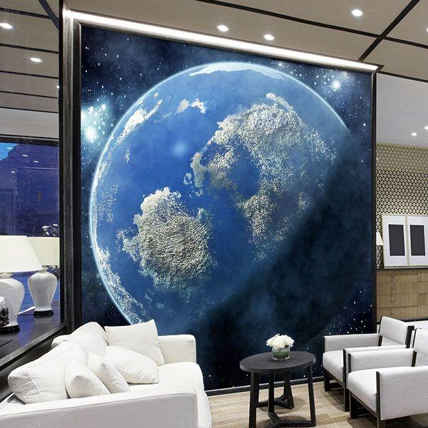 Papier peint planète Terre
