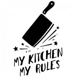 Sticker ma cuisine mes règles
