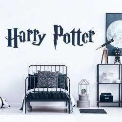 Sticker logo Harry Potter