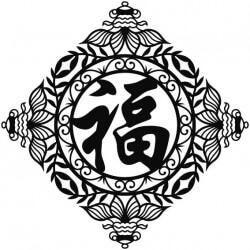 Sticker mandala China