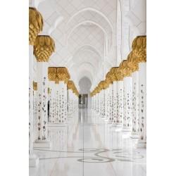 Papier peint mosquée