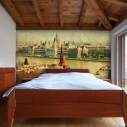 Papier peint Budapest