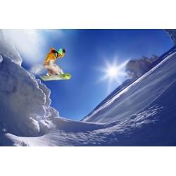 Papier peint snowboard 2