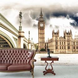 Papier peint Big Ben 2