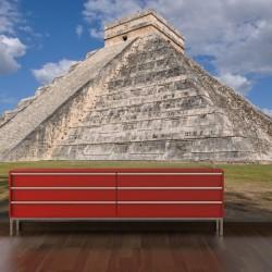 Papier peint Chichén Itzá