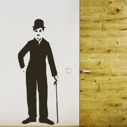 Sticker Charles Chaplin