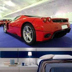 Papier peint Ferrari 1