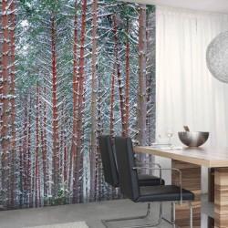 Papier peint arbres 4