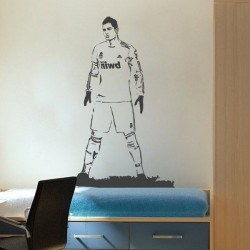 Adhésif Cristiano Ronaldo 1