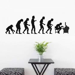 Sticker évolution...