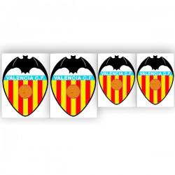 Sticker pour voiture Valencia cf