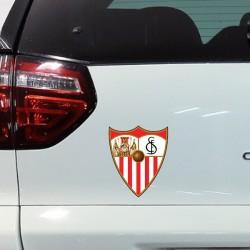 Sticker escudo Sevilla fc