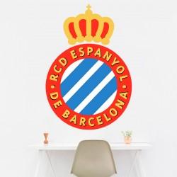 Vinyle adhésif RCD Espanyol