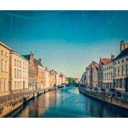 Déco murale canaux de Venise