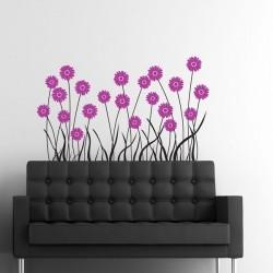 Sticker fleurs 12