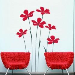 Sticker floral 10
