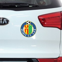 Sticker voiture Getafe C.F