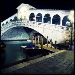 Papier peint pont du Rialto