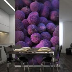 Déco murale fruits sauvages
